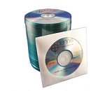 CD Duplication & Print with Paper Sleeves