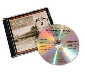 CD Duplication & Print with Slim Cases